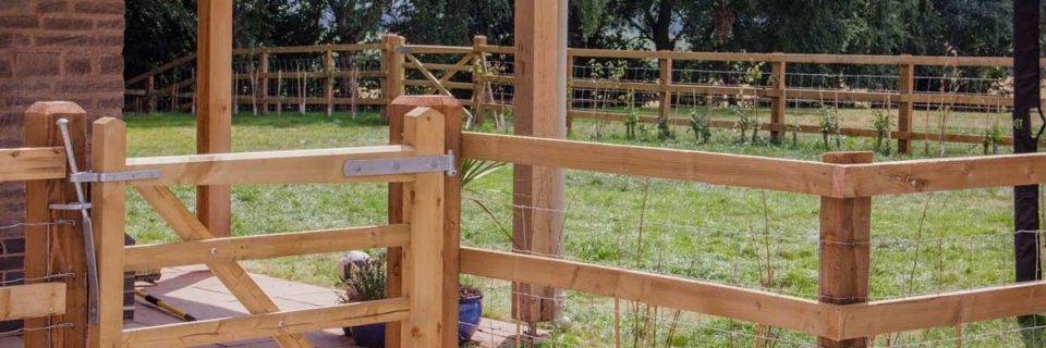 Security and privacy with our fencing options